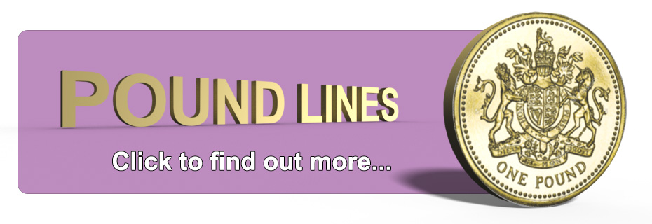Pound Lines - Click here for more details...